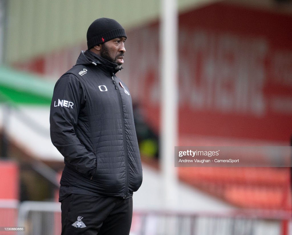 Lincoln City v Doncaster Rovers - Sky Bet League One : News Photo