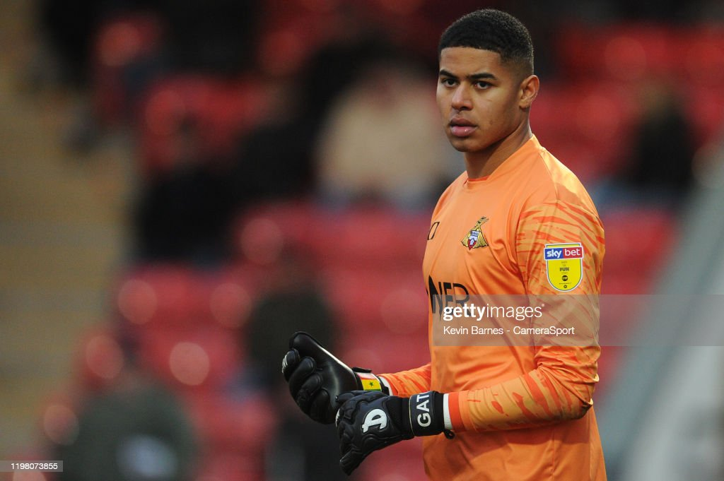 Fleetwood Town v Doncaster Rovers - Sky Bet League One : News Photo