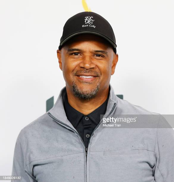 Dondré T. Whitfield attends the 21st Annual Emmys Golf Classic Tournament to benefit the Television Academy Foundation's Education Programs held at...