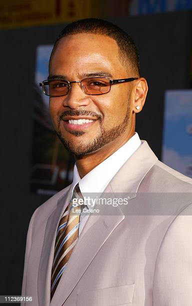 Dondre Whitfield during 'Mr 3000' Los Angeles Premiere Red Carpet at El Capitan Theatre in Hollywood California United States