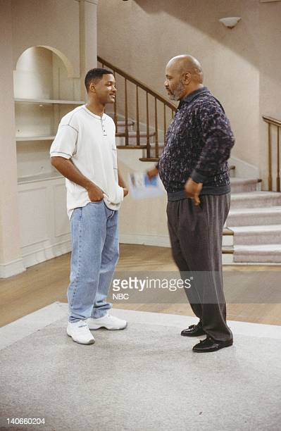 AIR I Done Part 1 2 Episode 23 24 Pictured Will Smith as William Will Smith James Avery as Philip Banks Photo by Paul Drinkwater/NBCU Photo Bank
