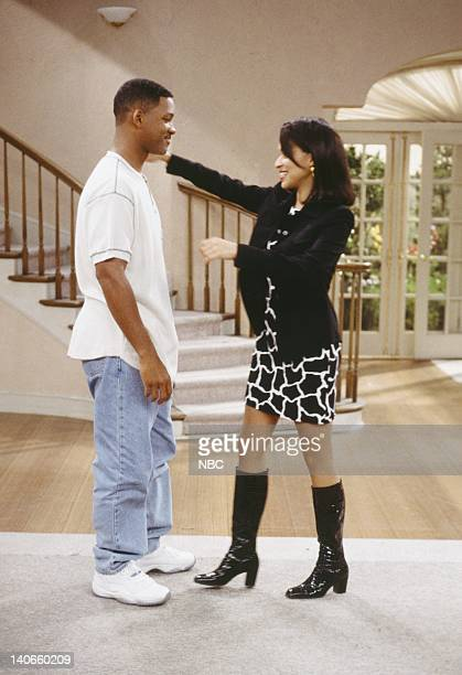 AIR I Done Part 1 2 Episode 23 24 Pictured Will Smith as William Will Smith Karyn Parsons as Hilary Banks Photo by Paul Drinkwater/NBCU Photo Bank
