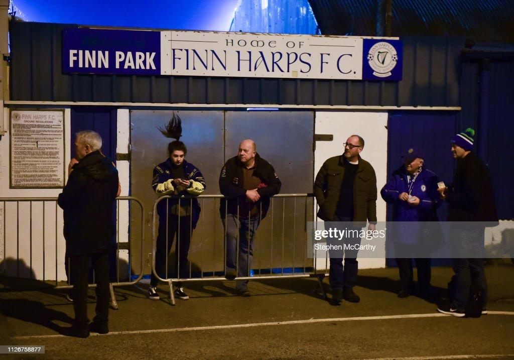 IRL: Finn Harps v Dundalk - SSE Airtricity League Premier Division
