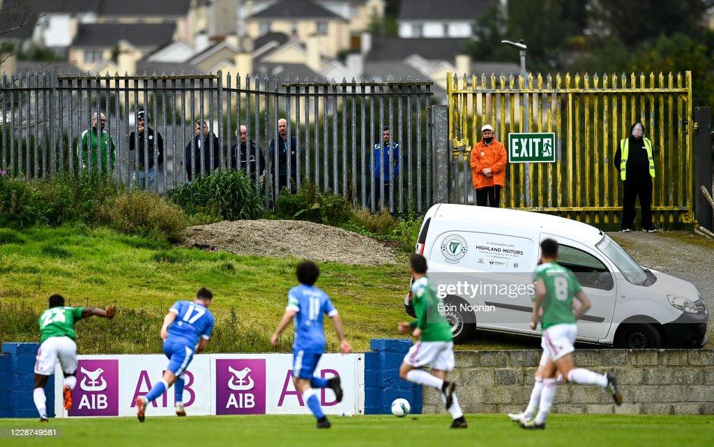 Finn Harps v Cork City - SSE Airtricity League Premier Division : News Photo