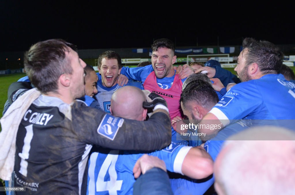 Finn Harps v Waterford - SSE Airtricity League Premier Division : News Photo