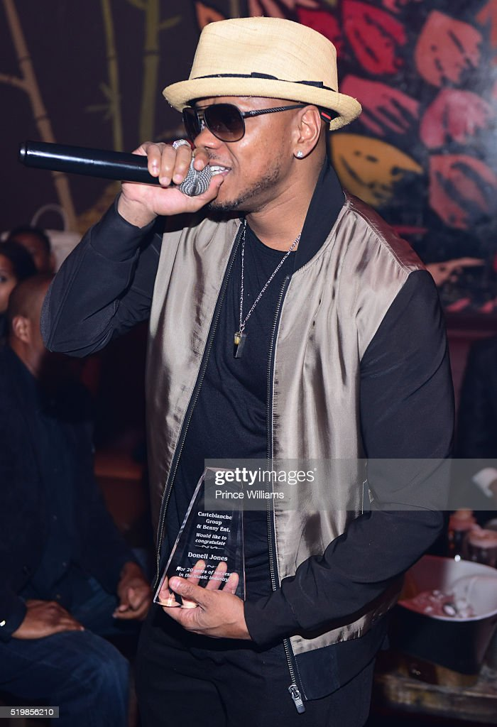At Aroma r b tuesdays hosted by donell jones photos and images getty images