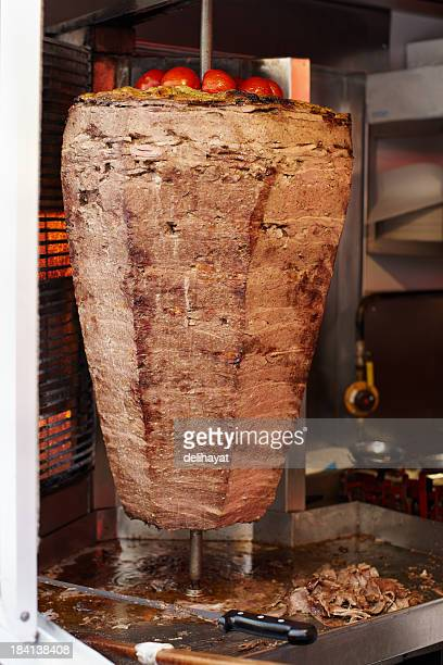 doner kebab - doner kebab stock photos and pictures
