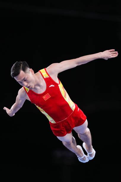 JPN: Gymnastics - Tokyo 2020 Olympics - Day 8