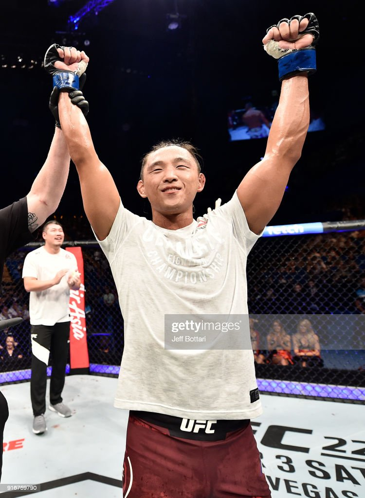 UFC 221: Brown v Kim : News Photo