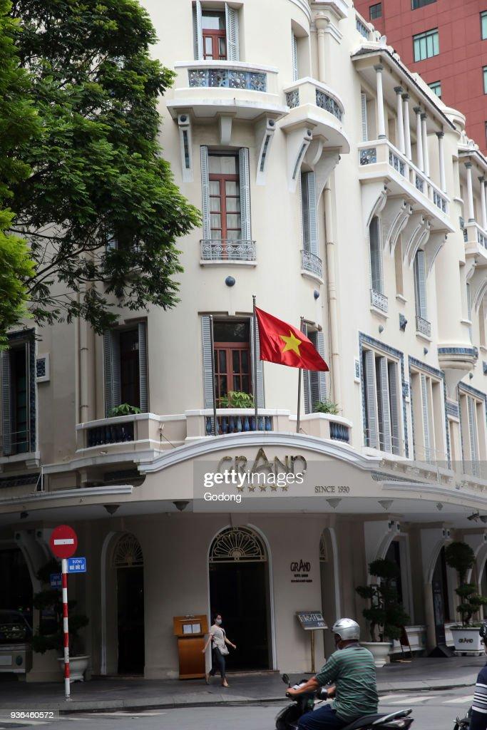 Dong Khoi Street Grand Hotel Ho Chi Minh City Vietnam