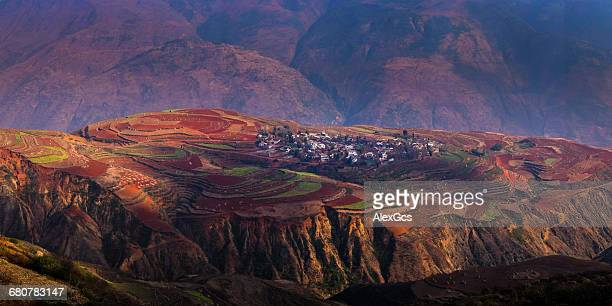 Dongchuan Red Land, Kunming, Yunnan, China