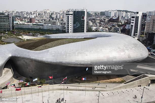 Dongdaemun, Dongdaemun Design Plaza & Park