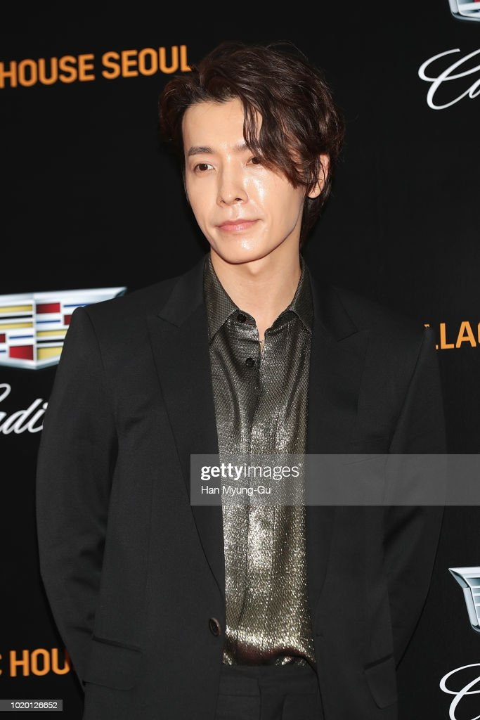 CADILLAC House Seoul Opening Party - Photocall