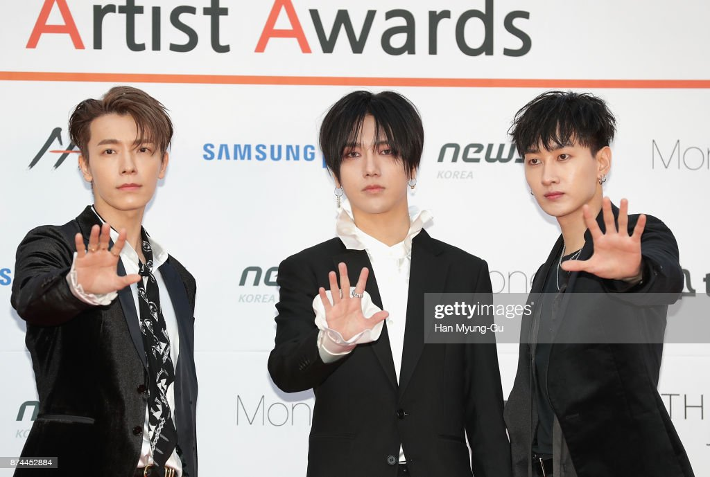 2017 Asia Artist Awards In Seoul : News Photo