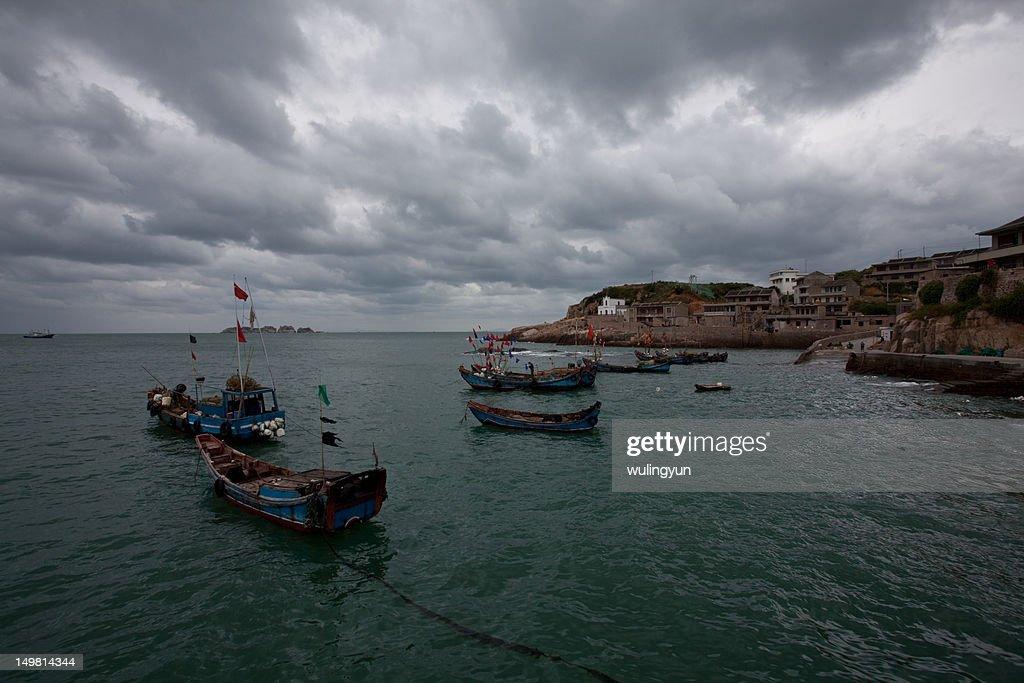 Dongji island : Bildbanksbilder