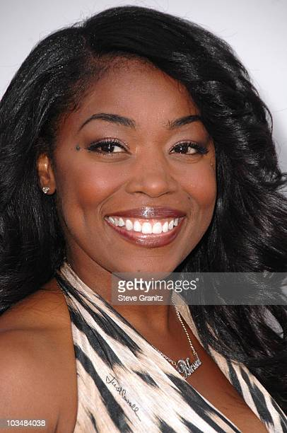 Donielle Artese arrives at Sony Pictures Premiere of You Don't Mess With the Zohan on May 28 2008 at the Grauman's Chinese Theatre in Hollywood...