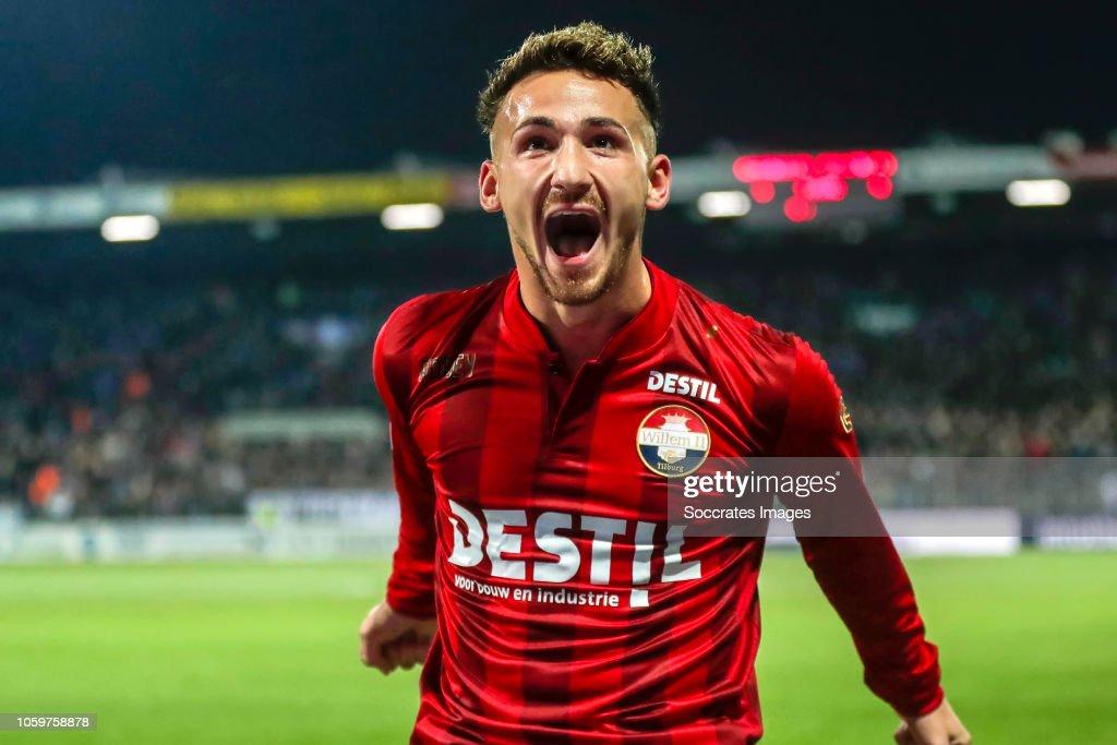 PEC Zwolle v Willem II - Dutch Eredivisie : News Photo