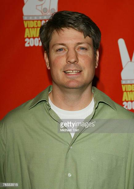 Donkey Kong videogame champion Steve Wiebe arrives at Spike TV's 5th Annual Video Game Awards held at Mandalay Bay Events Center on December 7 2007...