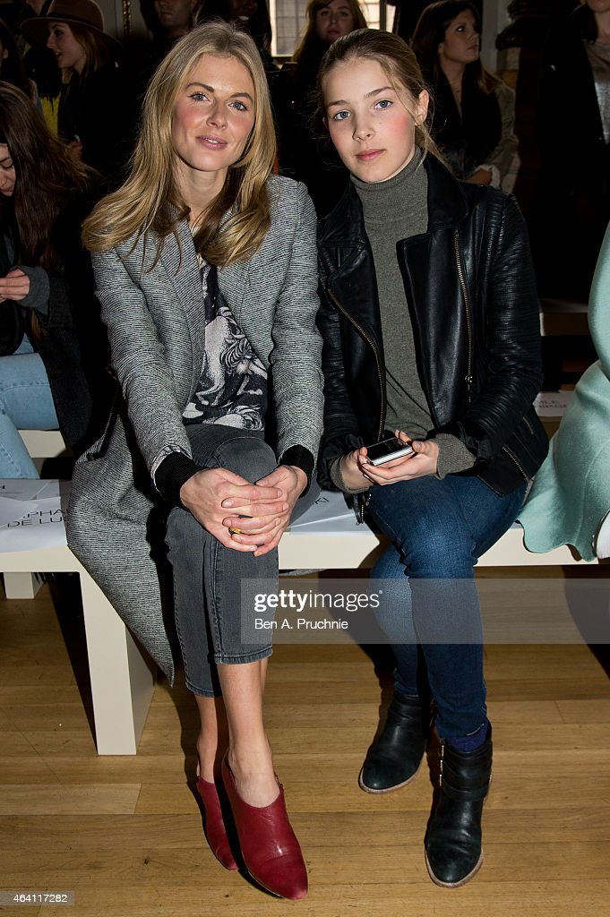 Day 3 - Front Row - LFW FW15