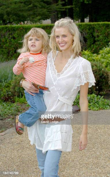Donna Air and Freya Aspinall during Will You Be My Primate Day at Hyde Park Sports Centre in London, Great Britain.