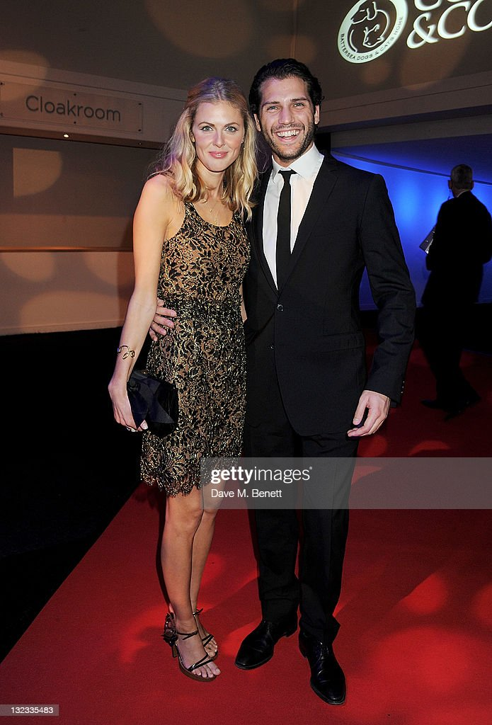 The Collars & Coats Gala Ball In Aid Of Battersea Dogs & Cats Home - Inside : News Photo