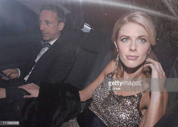 Donna Air and Partner during Sir Elton John and David Furnish's Civil Partnership Ceremony - Reception Arrivals at Windsor in Windsor, Great Britain.