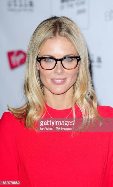Donna Air arriving at the Specsavers Spectacle Wearer of the Year Awards held at the Royal Opera House in London PRESS ASSOCIATION Photo Picture date...
