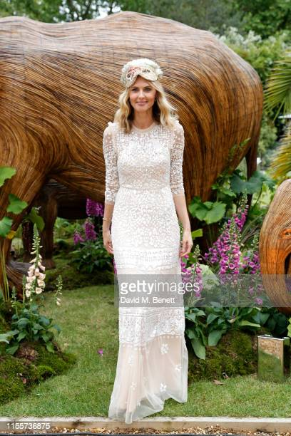 Donna Air attends The Animal Ball, presented by Elephant Family at Lancaster House on June 13, 2019 in London, England.