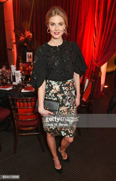Donna Air attends the BAFTA 2017 Film Gala Dinner at BAFTA Piccadilly on February 9 2017 in London England