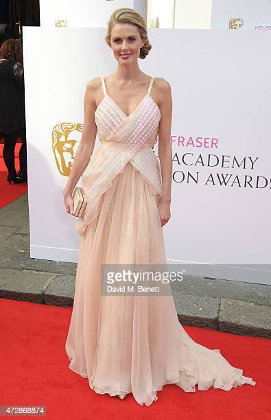 Donna Air attends the House of Fraser British Academy Television Awards at Theatre Royal, Drury Lane, on May 10, 2015 in London, England.