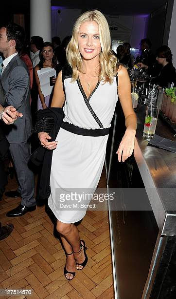 Donna Air attends the Quintessentially Awards 2011 at One Marylebone on September 28 2011 in London England