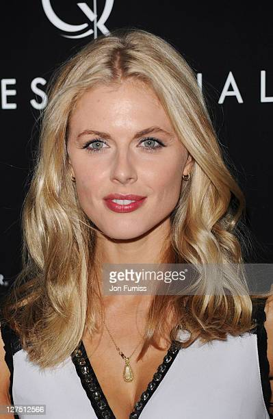 Donna Air attends the Quintessentially Awards at One Marylebone on September 28 2011 in London England