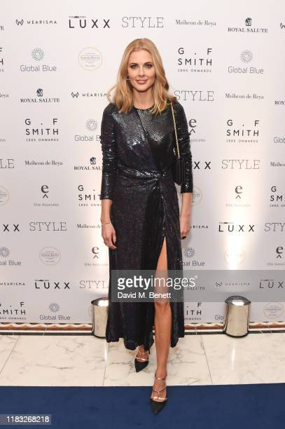 Donna Air attends the Walpole British Luxury Awards 2019 at The Dorchester on November 18, 2019 in London, England.