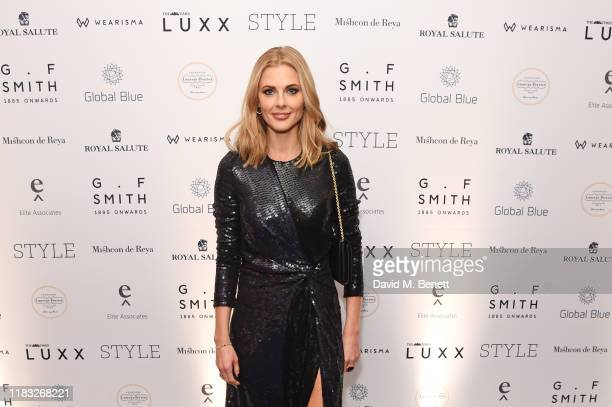 Donna Air attends the Walpole British Luxury Awards 2019 at The Dorchester on November 18 2019 in London England
