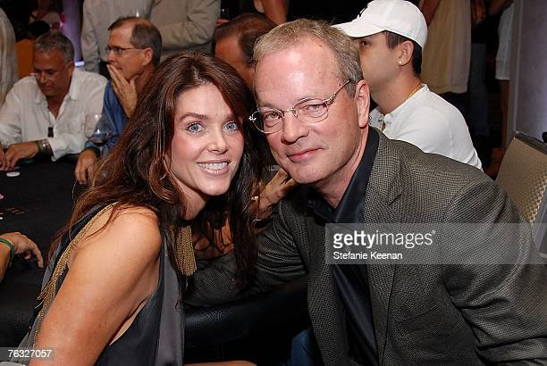 Donna Baldwin and Bobby Baldwin attend The Ivy Hotel Premiere on August 24 2007 in San Diego