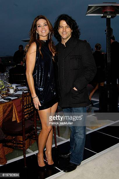 Donna Baldwin and Kerry Simon attend PREVIEW of THE IVY HOTEL at The Ivy Hotel on May 24 2007 in San Diego CA