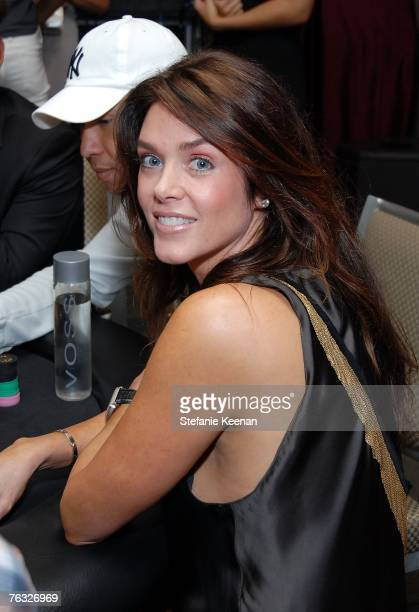 Donna Baldwin attends The Ivy Hotel Premiere on August 24 2007 in San Diego
