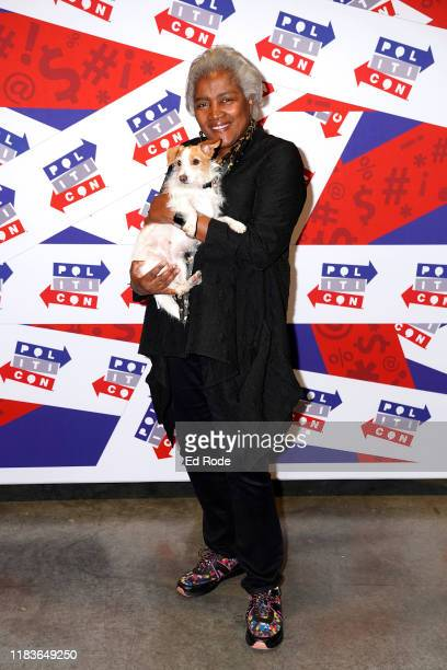 Donna Brazile attends the 2019 Politicon at Music City Center on October 26 2019 in Nashville Tennessee