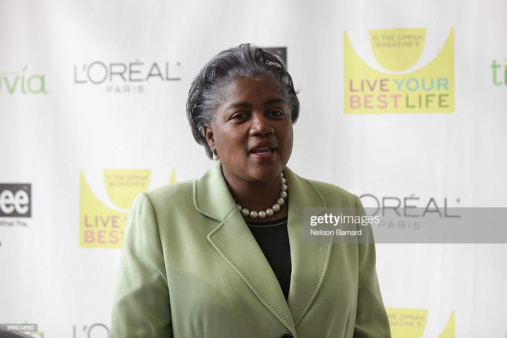 """O, The Oprah Magazine"" 10th Anniversary Live Your Best Life Event"