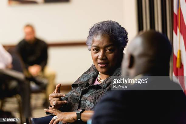 Donna Brazile sat with Jeff Ballou news editor at Al Jazeera Media Network and the 110th president of the National Press Club to discuss her new book...