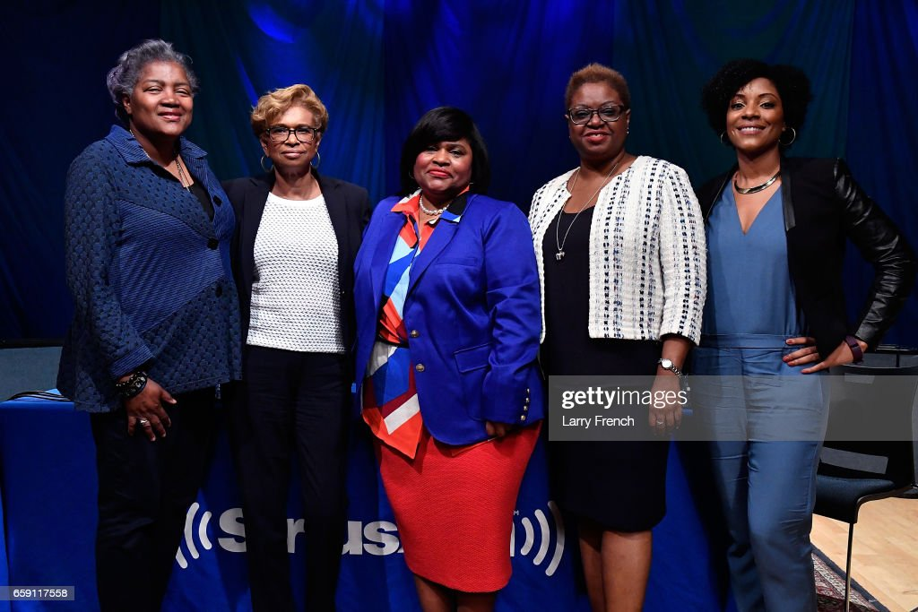 SiriusXM's Progress Channel Presents: For Colored Girls Who Have Considered Politics, A Women's History Month Panel Featuring Donna Brazile, Minyon Moore, Leah Daughtry & Yolanda Caraway