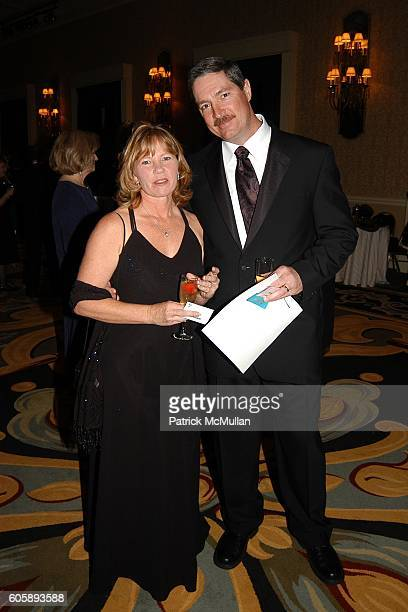 Donna Catalani and Rich Catalani attend The 60th Annual Edgar Awards Banquet at Grand Hyatt Hotel on April 27 2006 in New York City