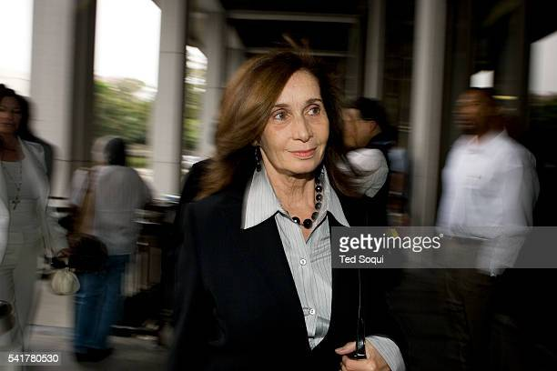 Donna Clarkson mother of Lana Clarkson arrives at the Los Angeles Criminal Courthouse The judge in the Phil Spector murder trial today ruled out...