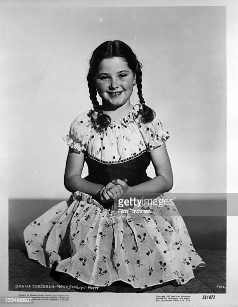 Donna Corcoran 1950s