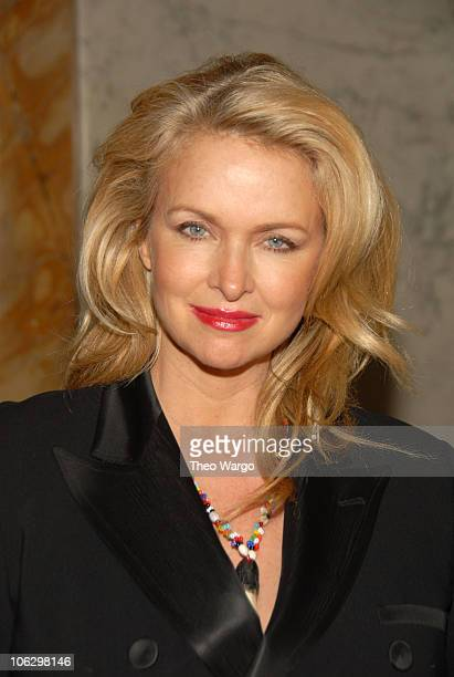 Donna Dixon Ackroyd during 2007 Wings WorldQuest Woman of Discovery Presentation at Cipriani in New York City New York United States