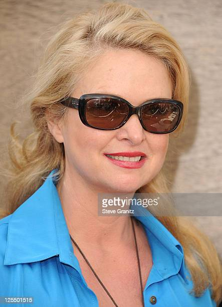 Donna Dixon arrives at Yogi Bear 3D Premiere in Westwood Village on December 11 2010 in Los Angeles California