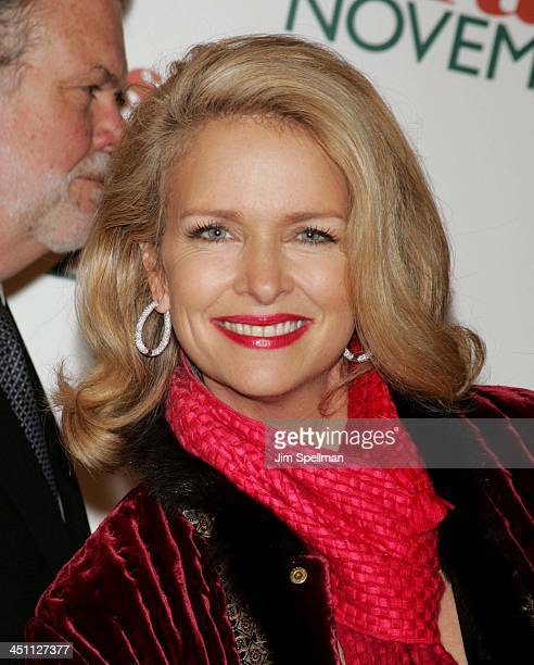 Donna Dixon during Christmas with The Kranks New York City Premiere Outside Arrivals at Radio City Music Hall in New York City New York United States