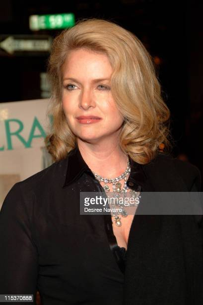 """Donna Dixon during Donald Trump Hosts the Opening Night Reception of """"Veranda: New York's Best at Trump Park Avenue, The Ultimate Showcase Penthouse""""..."""