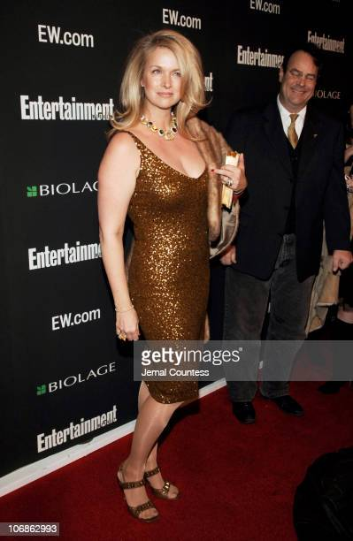 Donna Dixon during The 78th Annual Academy Awards - Entertainment Weekly New York Viewing Party - Arrivals at Elaine's in New York City, New York,...