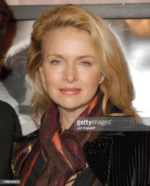 """Donna Dixon during The Motion Picture & Television Fund Presents a Special Screening of """"Walk The Line"""" - Arrivals at Academy of Motion Picture Arts..."""